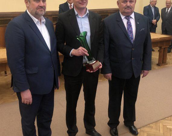 MLEKO-EXPO 2019: Puchar Ministra Rolnictwa i Rozwoju Wsi dla Okręgowej Spółdzielni Mleczarskiej MALUTA w Nowym Dworze Gdańskim
