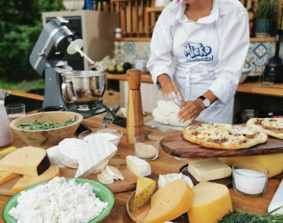 Mleko na zdrowie: sery pleśniowe
