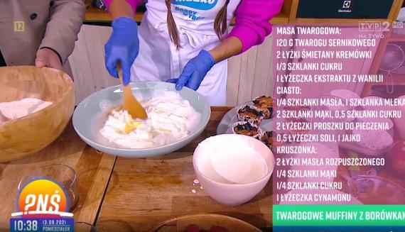 Mleko - dobry wybór: śniadanie dla przedszkolaka i ucznia