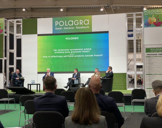 Polagra Food 2021: dzień drugi